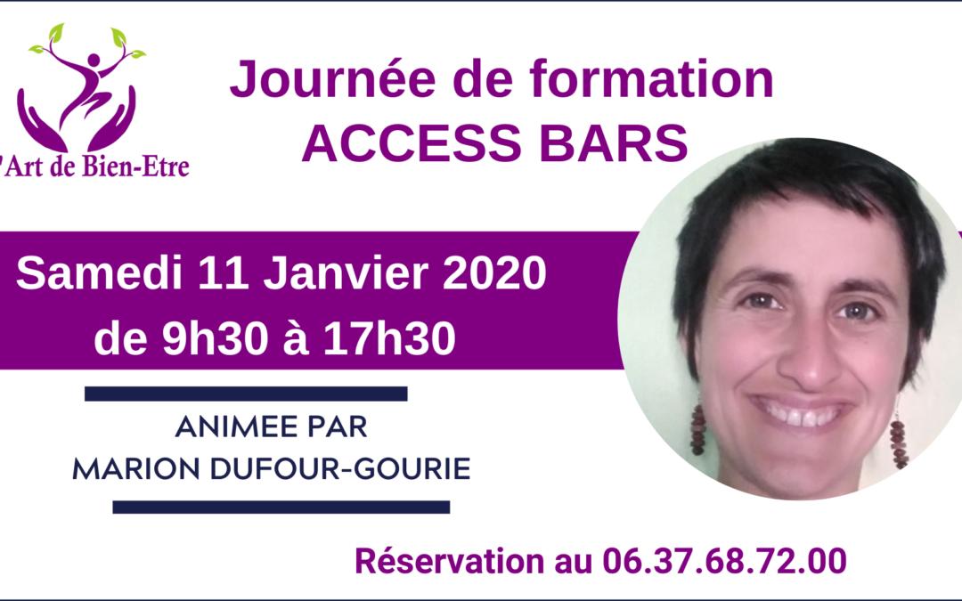 Journée de formation Access Bars