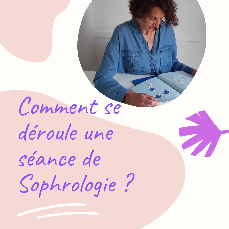 Comment se déroule une séance de Sophrologie?